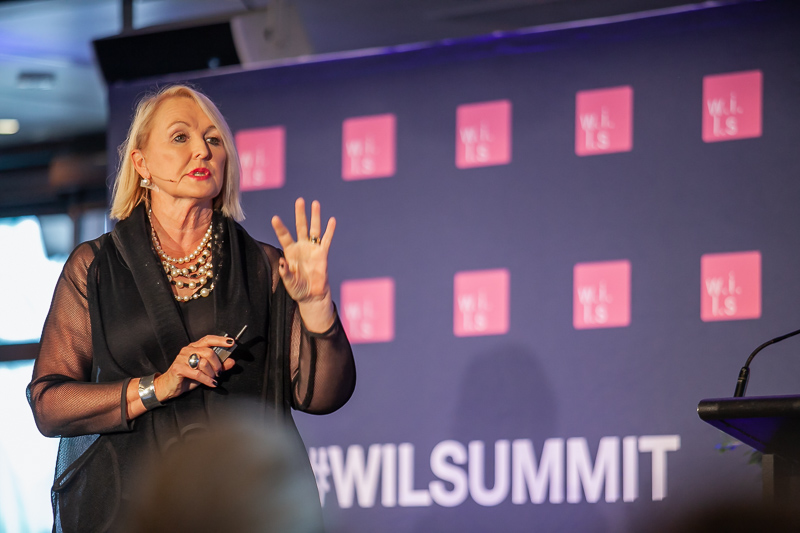In Conversation: Gillian Franklin's Guide to Leadership