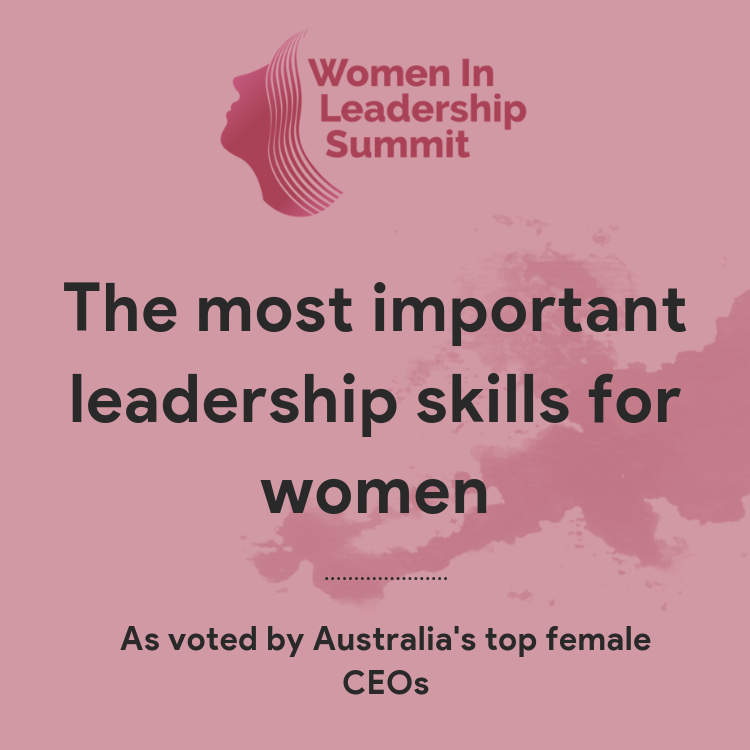 Women In Leadership Summit 2019 - The Leadership Institute