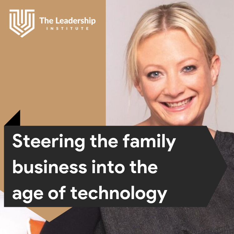 Steering the family business into the age of technology