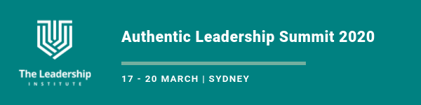 Authentic Leadership Summit 2020 - March 17 to 20