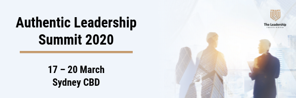Authentic Leadership Summit 2020