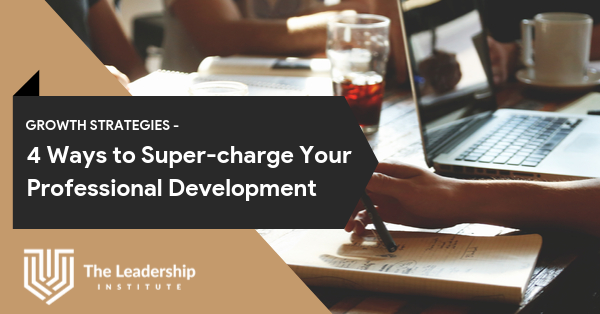 Here are 4 strategies you can do right now to super-charge your career.