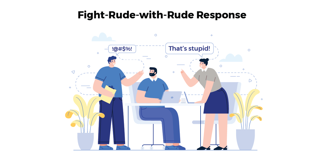How Not To Be Authentic - Rude Response
