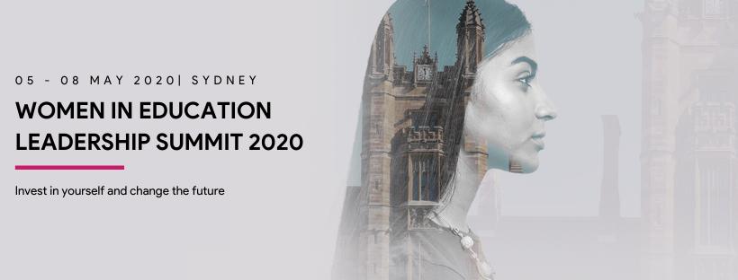 Women In Education Leadership Summit May 2020