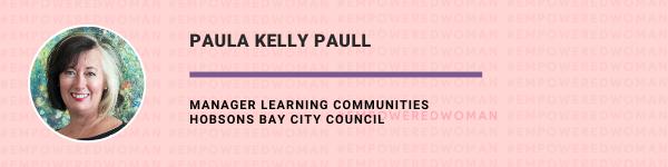 Paula Kelly Paull