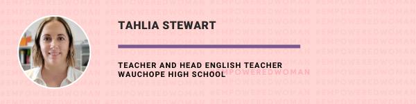 Tahlia Stewart