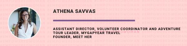 Athena Savvas