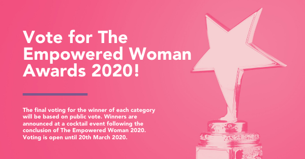 The Empowered Woman Awards 2020