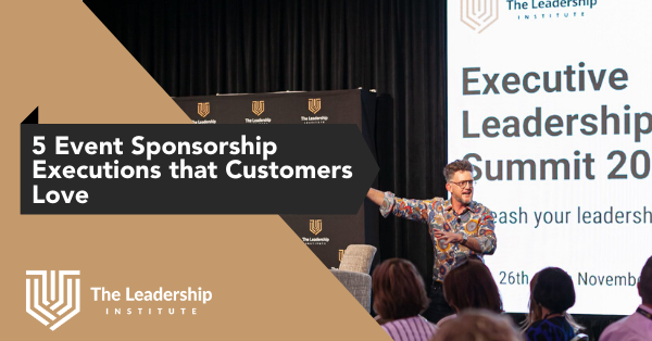 5 Event Sponsorship Executions that Customers Love