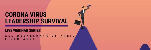 Corona virus leadership survival