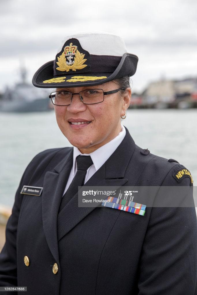 Commodore Melissa Ross